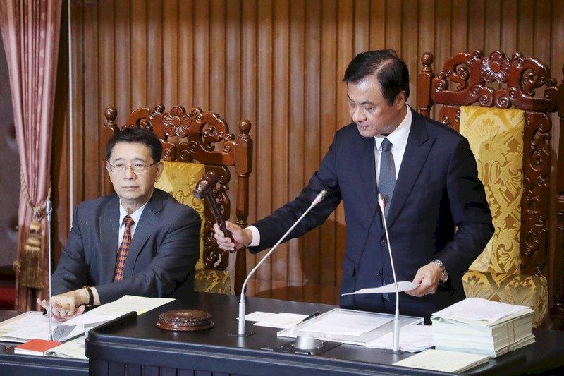 立院三讀 兩岸政治協議須經國會雙審與全民公投