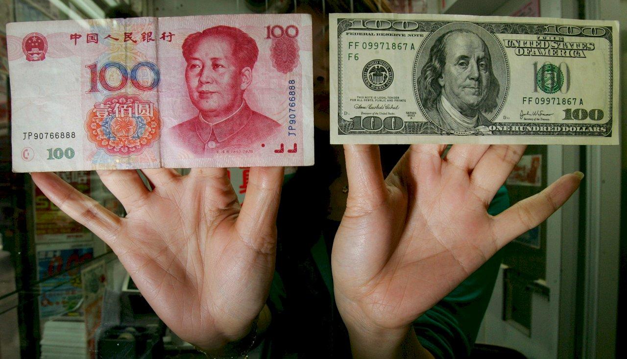 被排除於美元結算 中國憂慮可能成真