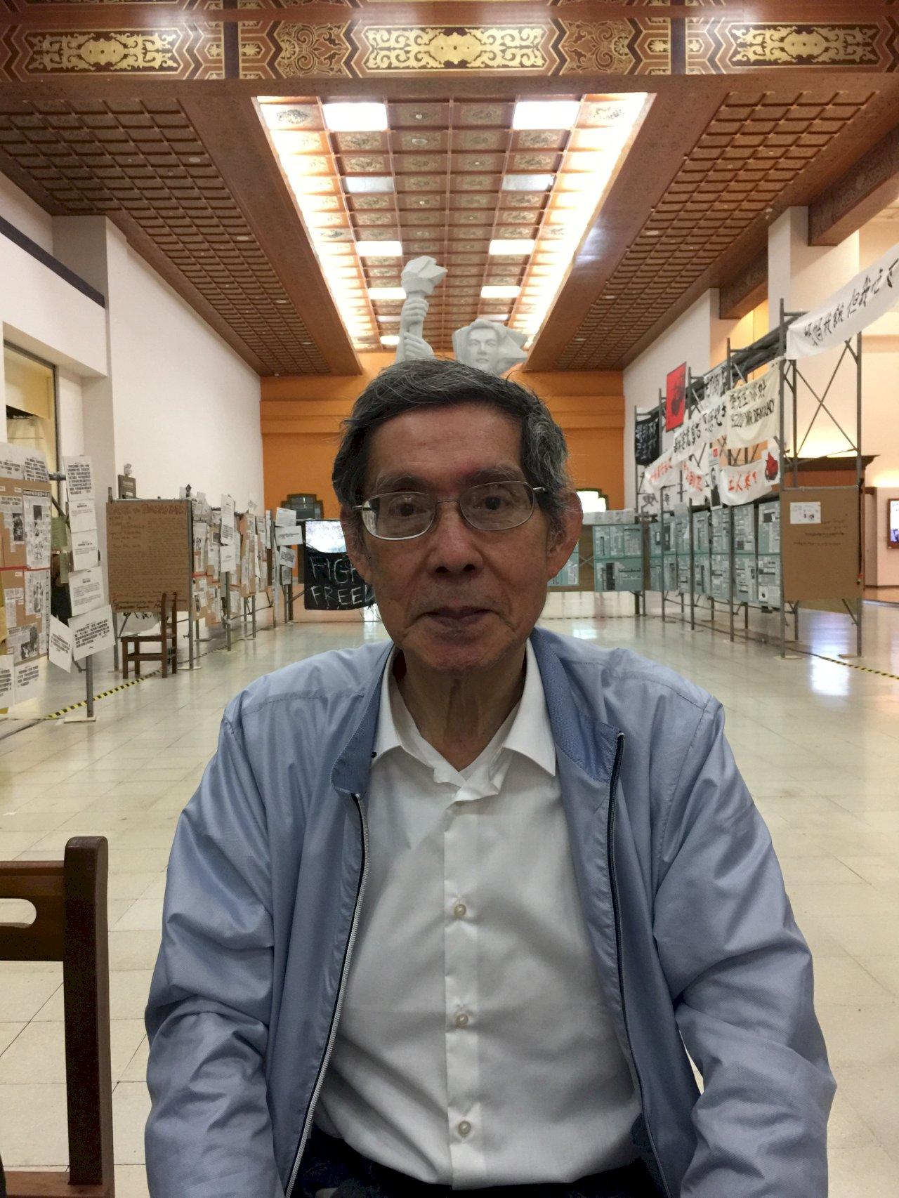 洪哲勝-另類台獨工作者 一生志業竟然是推動中國民主化
