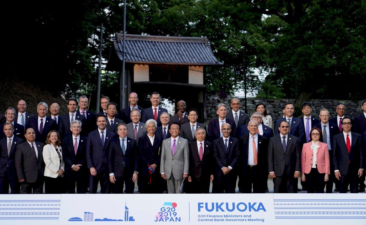 經濟逆風 G20公報料提貿易緊張加劇