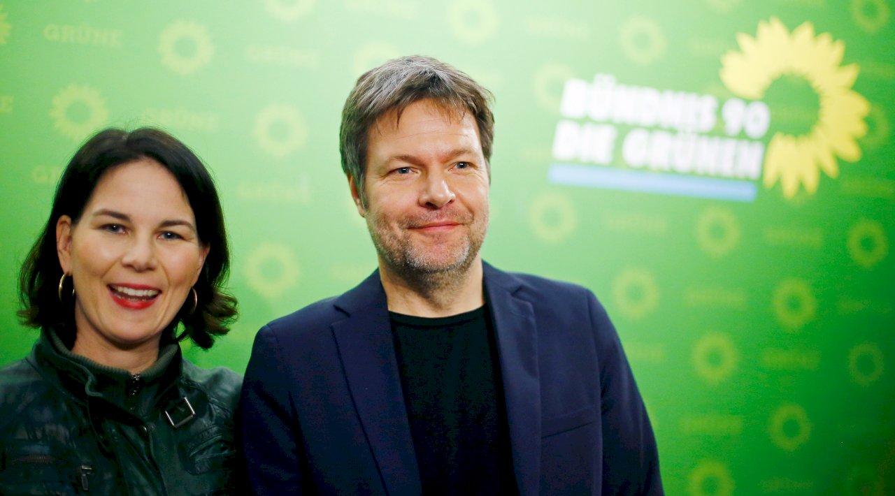 德國綠黨正式向執政聯盟下戰帖 提名女性總理人選