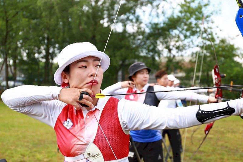 射箭世錦賽個人對抗賽 台灣4戰將挺進32強