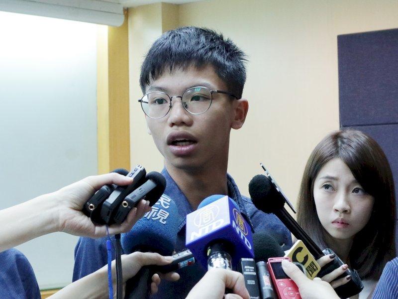 港媒:學生動源前召集人鍾翰林被國安處拘捕