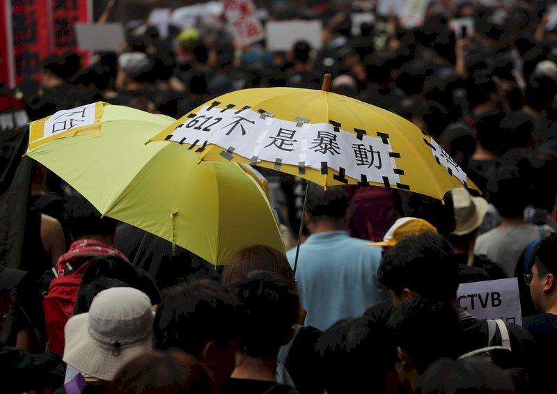 扭轉香港人的一年