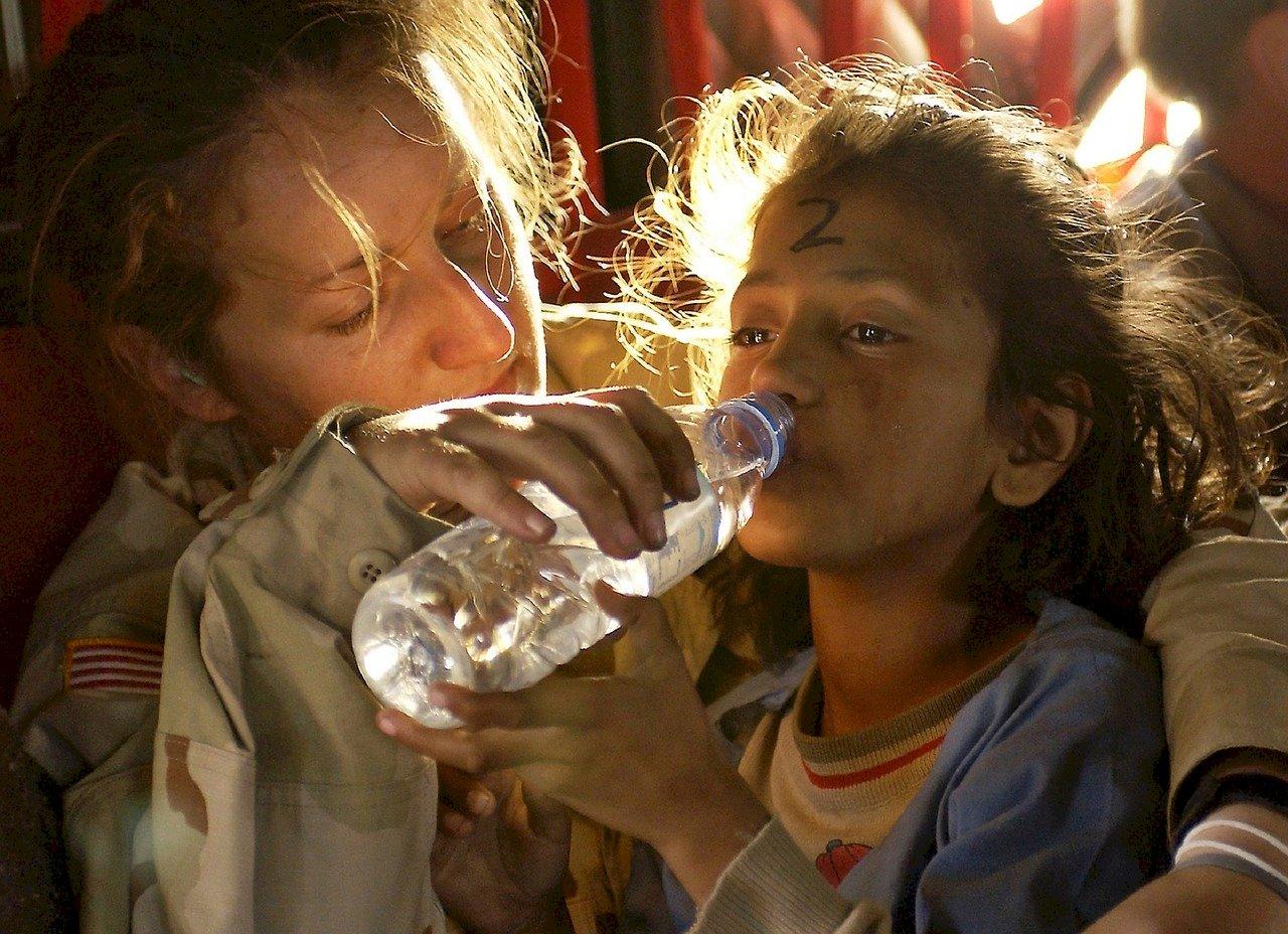 敘土邊境傳確診首例 難民營環境惡劣憂爆疫情
