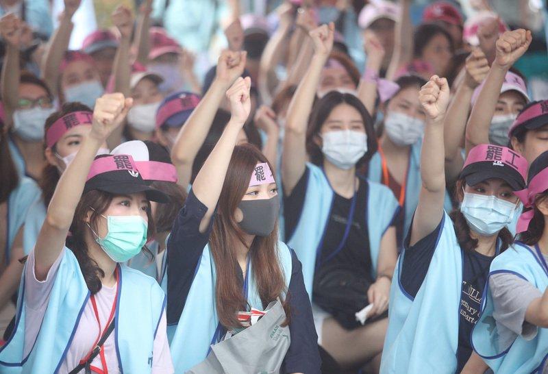 長榮航空罷工露曙光 工會讓步8大訴求都可談