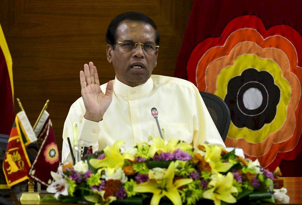 斯里蘭卡政府與美談軍事協議 總統不同意