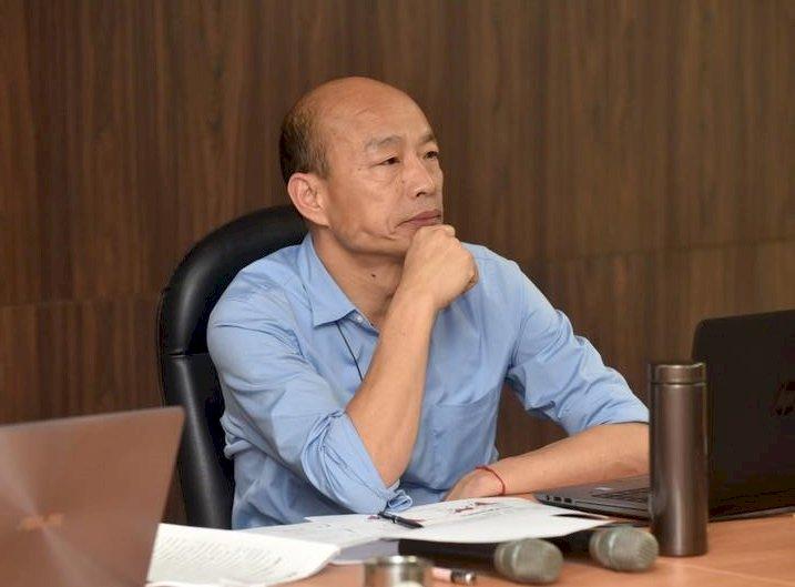 韓國瑜請長假參選 對選情有助還是有毒?
