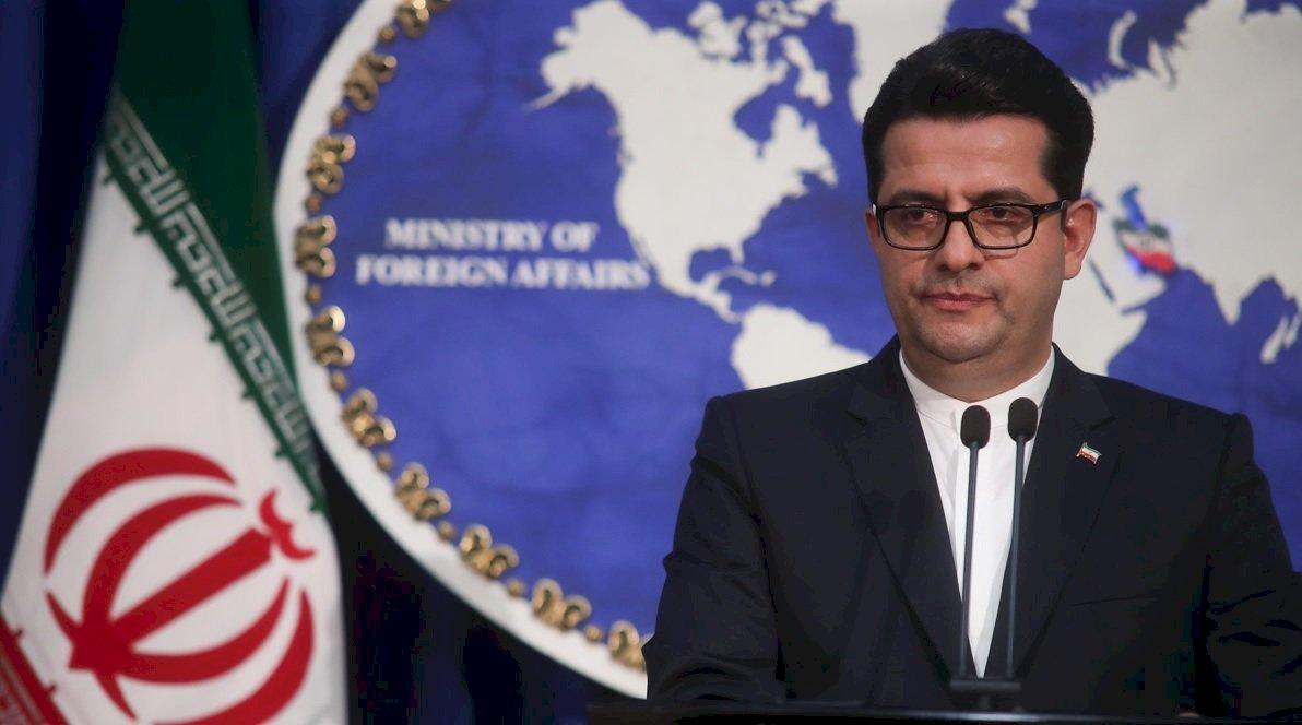 伊朗官方呼籲美國停止對自己人民「施暴」