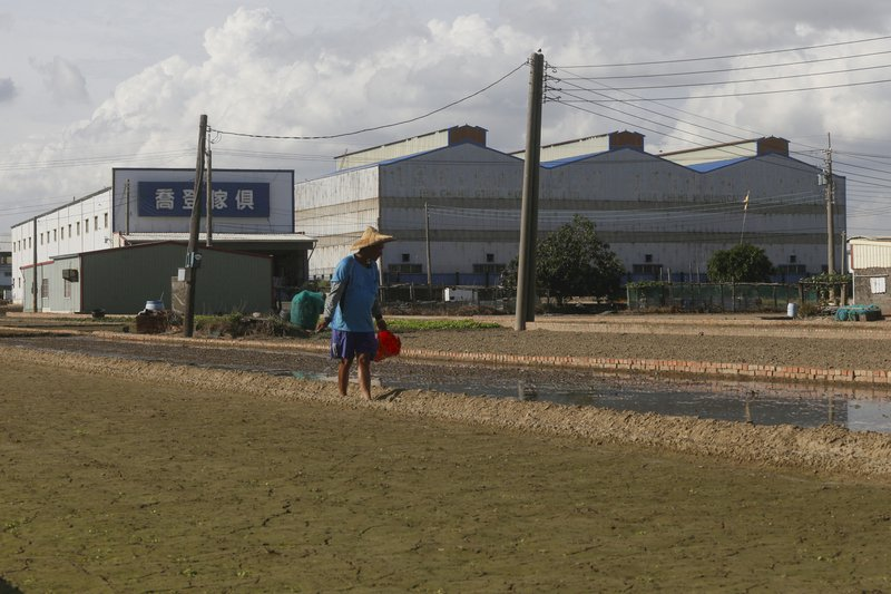農地變更工業用地最快10月底預告 至少3萬家工廠有資格申請