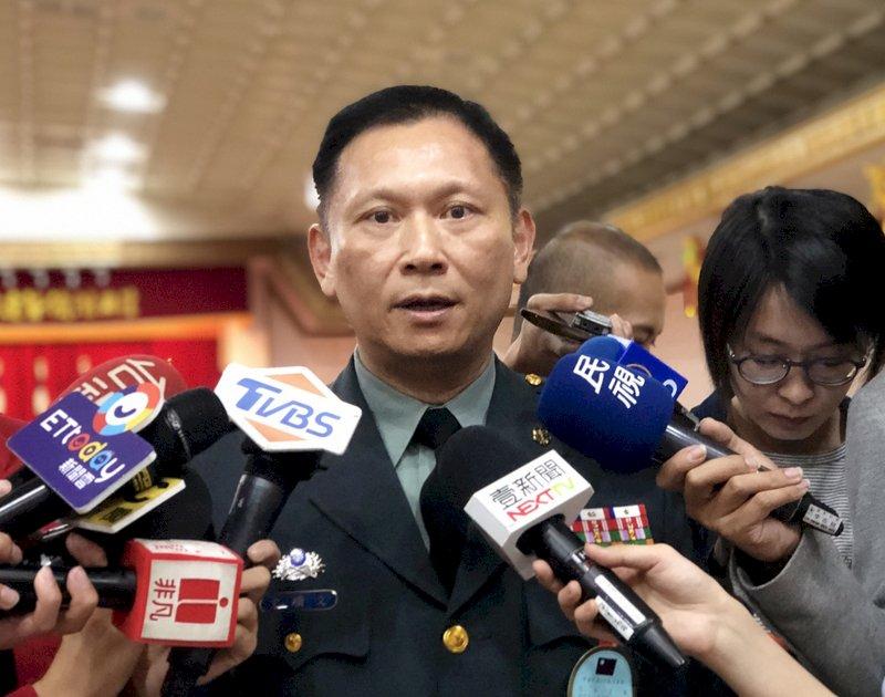 國防部:軍方無確診案例 已規劃好異地辦公
