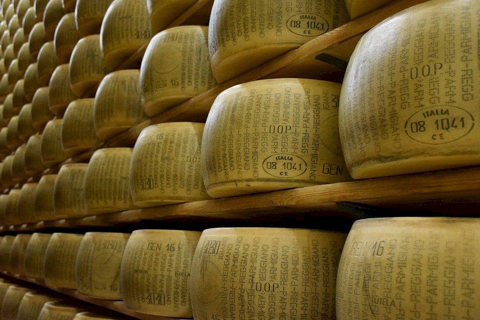 美歐也打貿易戰 帕馬森乾酪被鎖定