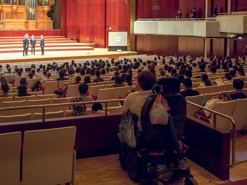 障礙者的文化平權,在中國「緩慢發芽」