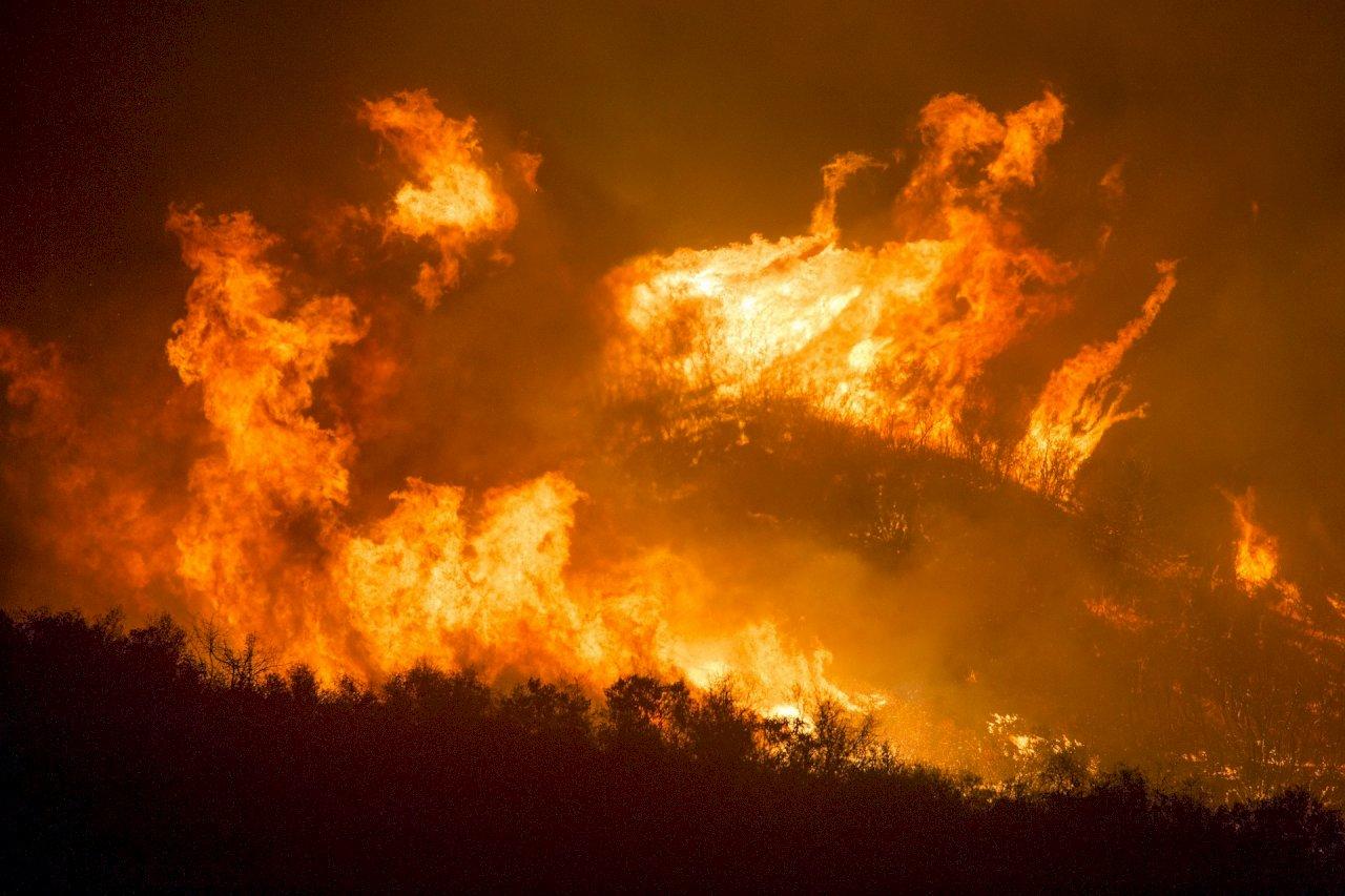 澳洲野火燒不停 打火弟兄奮勇搶救民眾家園