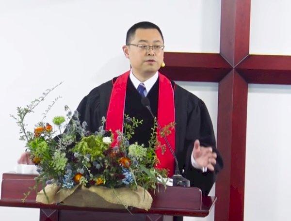 牧師王怡遭重判 秋雨教會:無罪卻遭逼迫