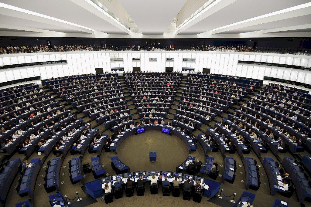 中國關押維吾爾人 歐洲議會要求制裁