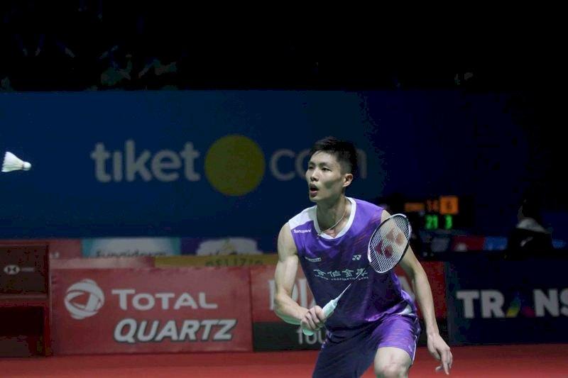 印尼羽賽大戰3局晉決賽 周天成拚本季首冠