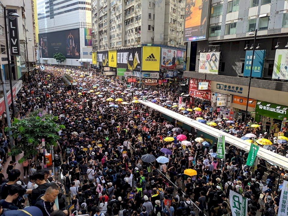 香港民陣宣布解散!160萬資產全捐 聲明籲:「香港人加油!人在希望在!」