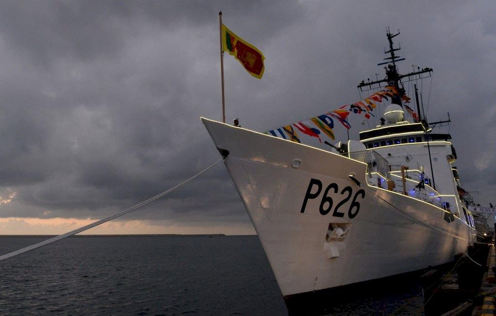 美國有意與斯里蘭卡軍事合作