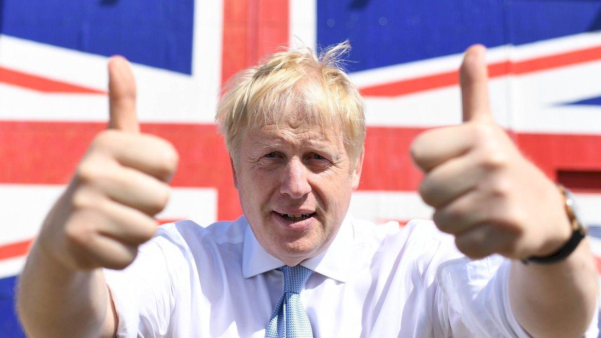 重大突破 強生:英歐已同意新脫歐協議