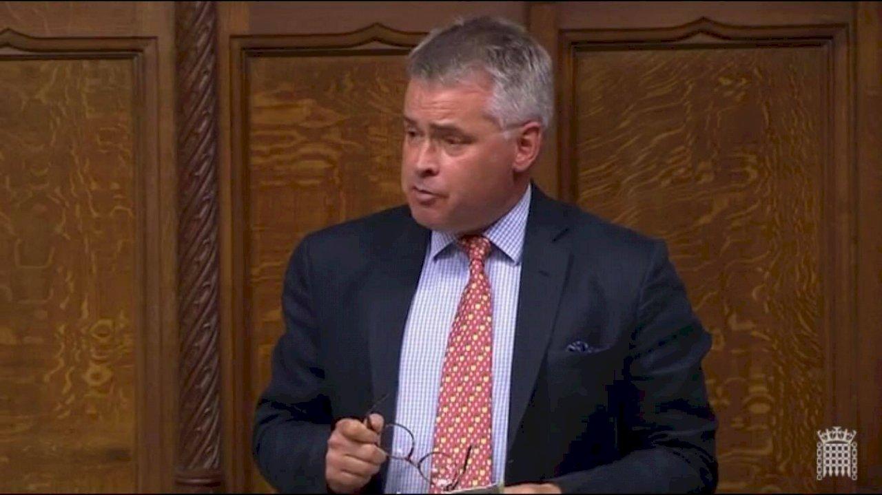英國議員也提《西藏旅行互惠法》