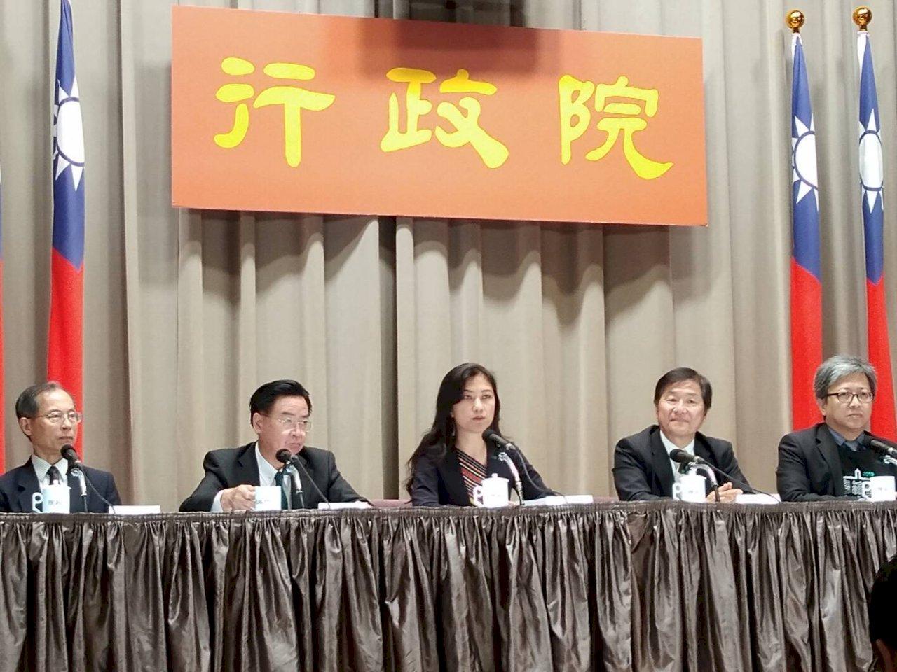 中國停自由行通行證 蘇揆:雞蛋早不放在同一籃子裡