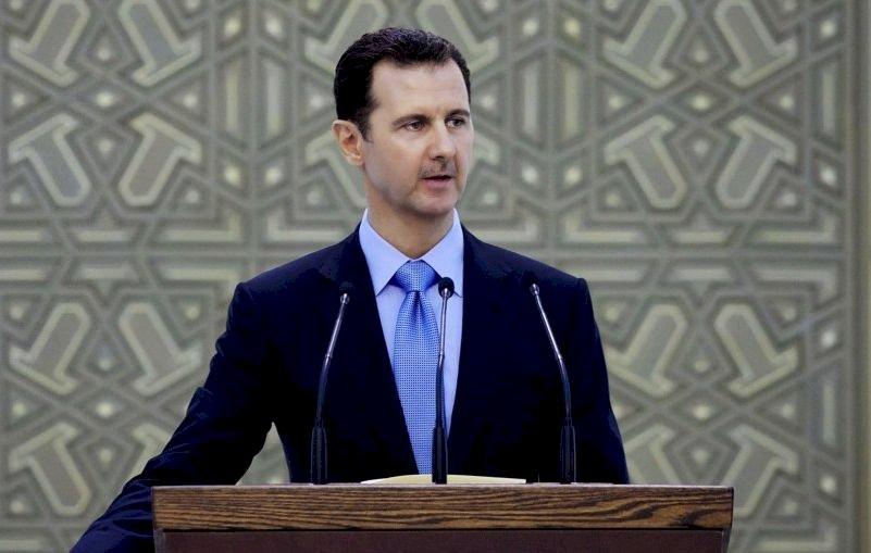 遭美國制裁 敘利亞總統抨擊扼殺人民