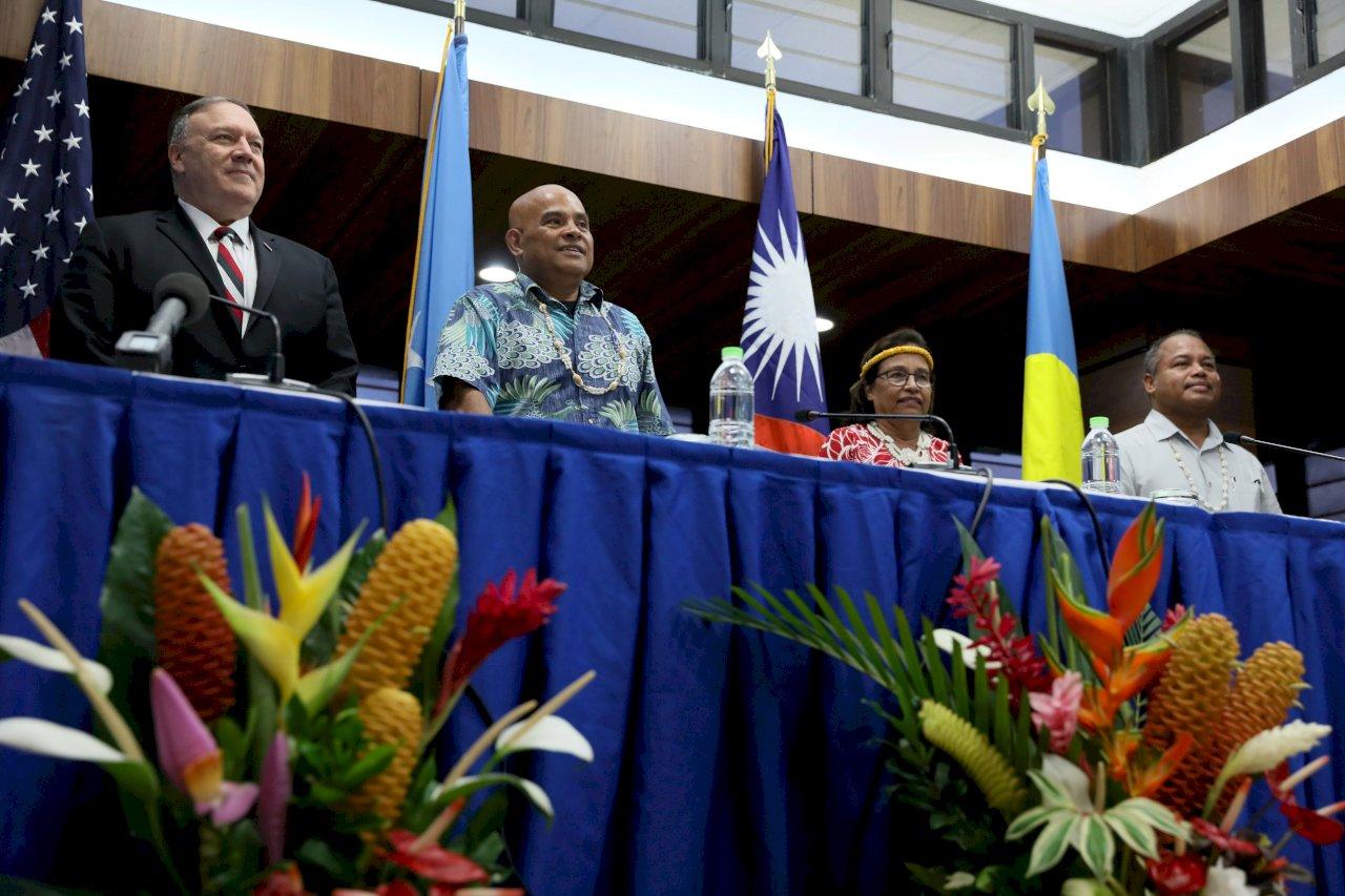 應對中國!美將延長與太平洋島國的安全協議
