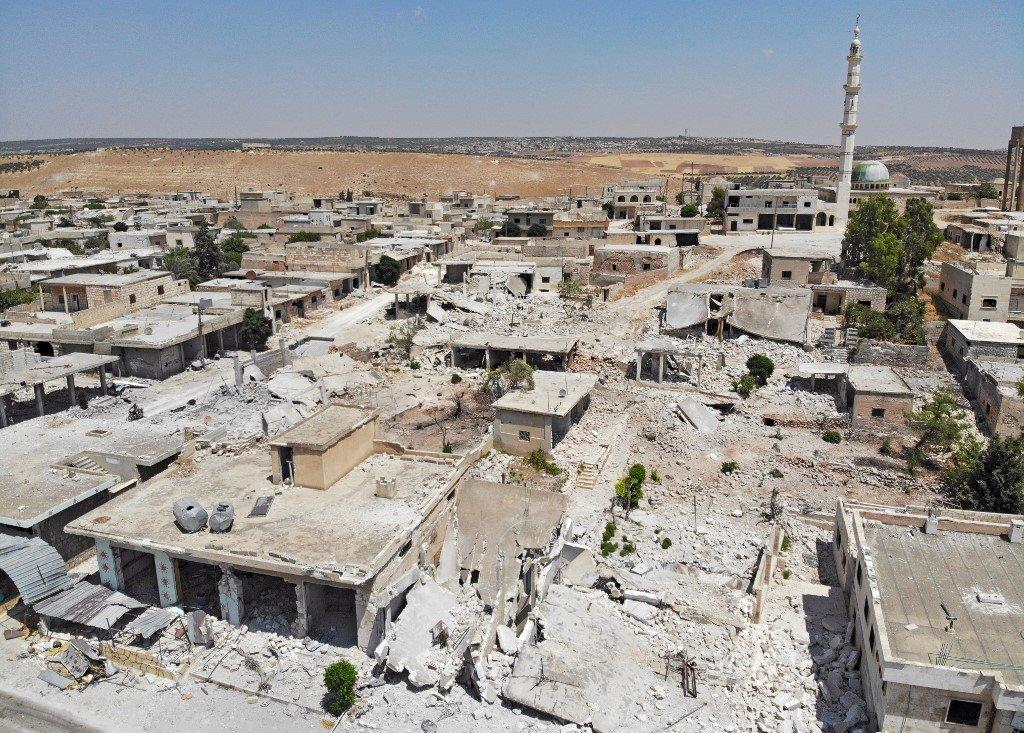 停火取消 敘政權與俄軍恢復空襲伊德利布省