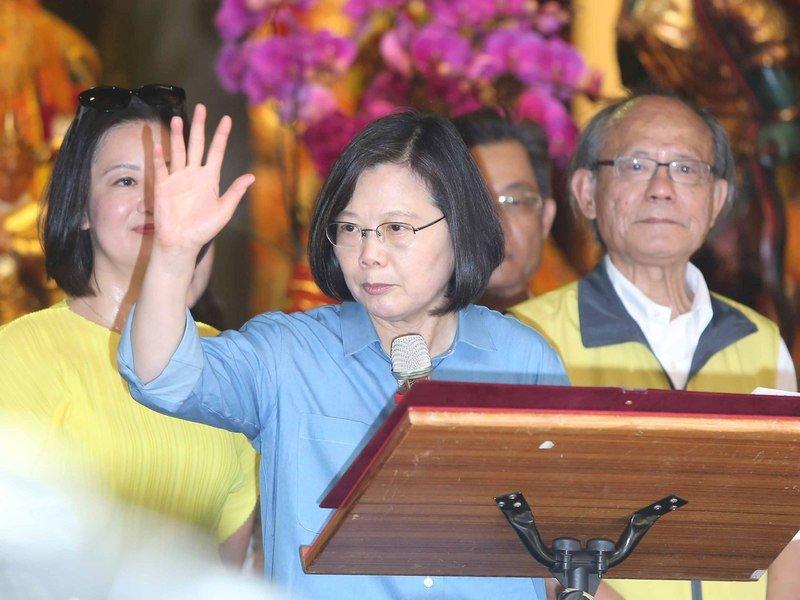 韓國政顧問團憂遭打壓 蔡總統:起手式令人無法期待