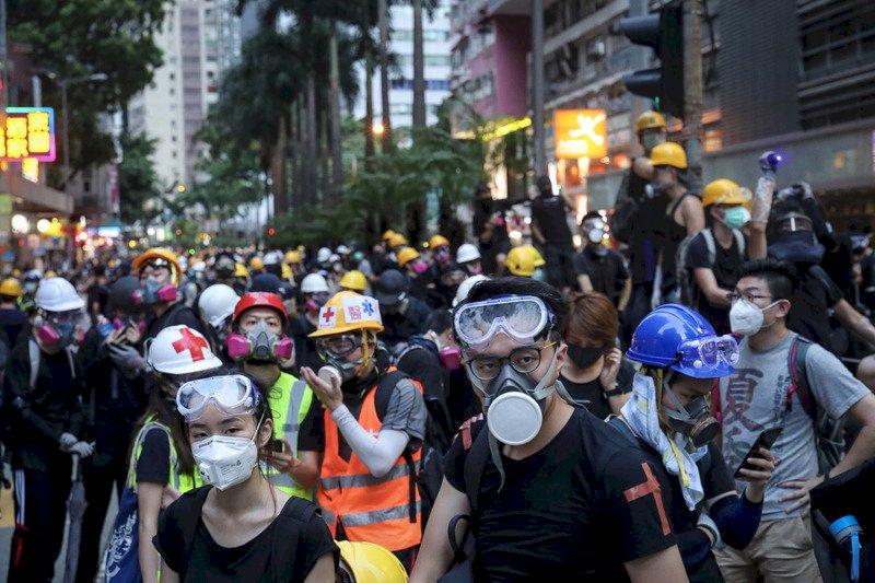 因應香港情勢 國安會組專案小組持續監看