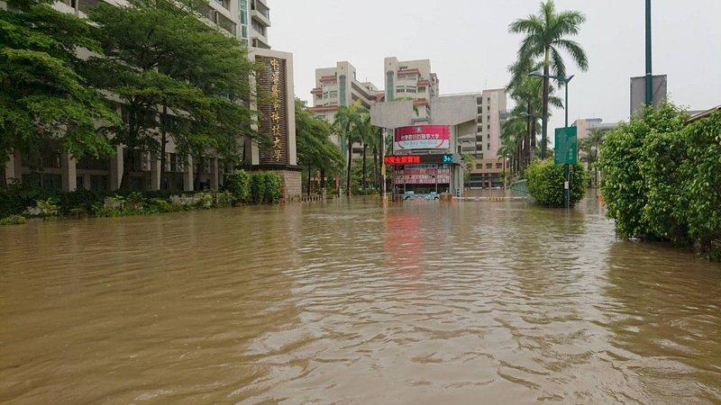 台南0813水災淹水50公分以上 政院每戶加發2萬
