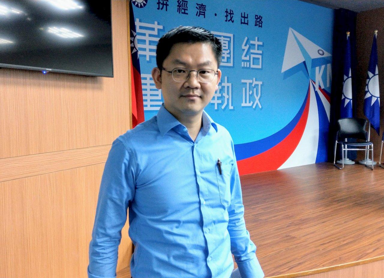 林為洲帶頭修憲衝太快 國民黨中央還要再與黨內溝通