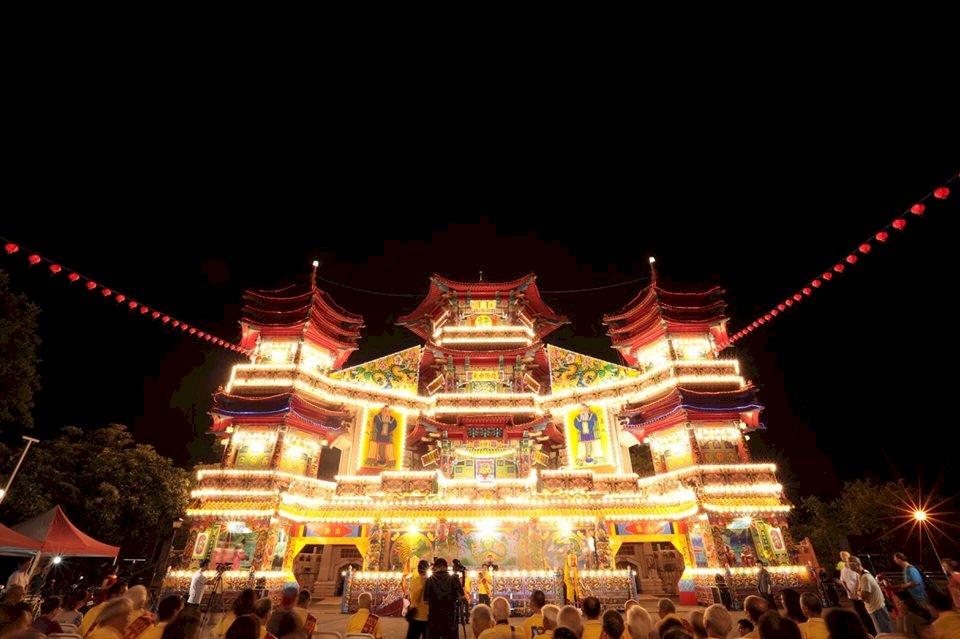 【鷄籠中元祭】今晚放水燈,錯過等明年
