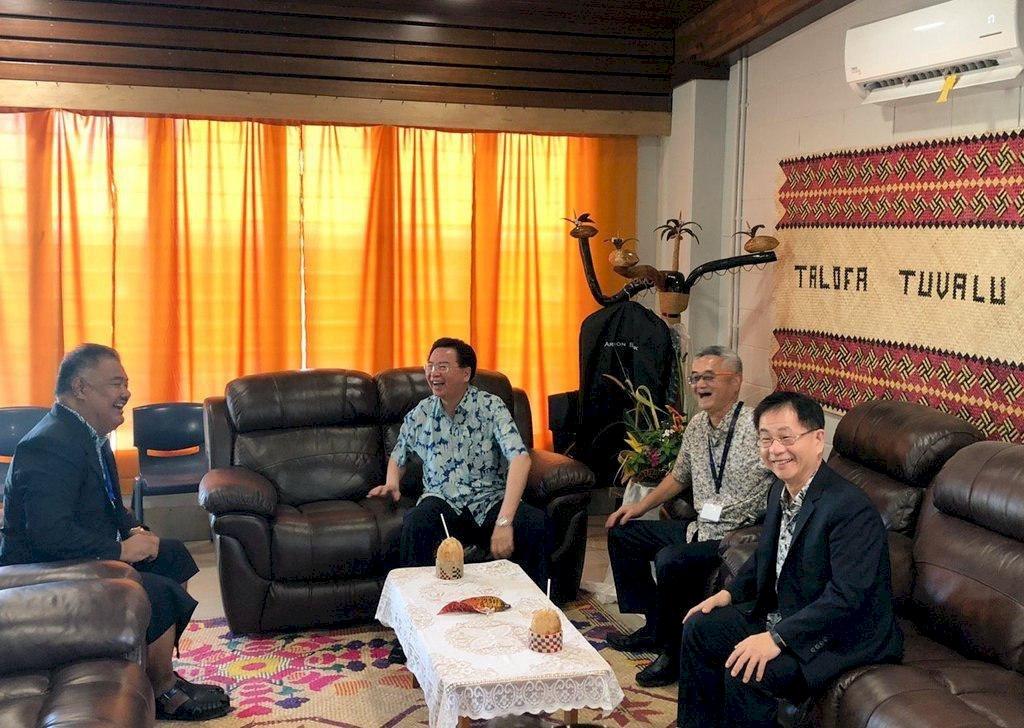 強化太平洋島國合作 外交部擬助縮小數位落差