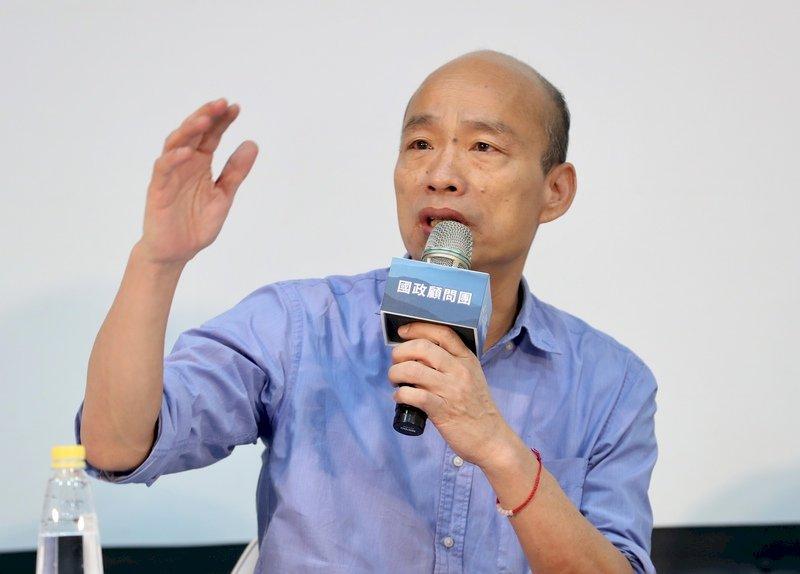 國政顧問團尚有百人未揭 韓:總統專心選舉不要用國家機器