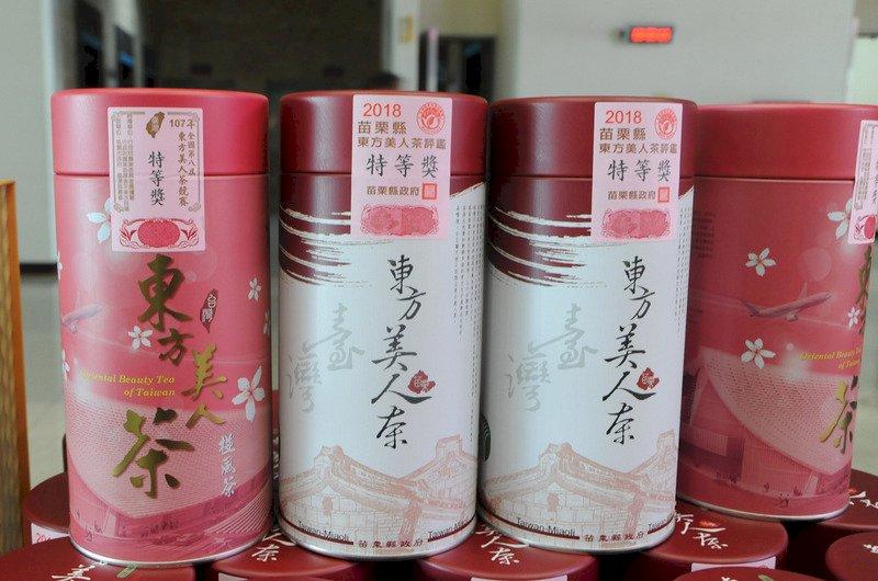 絕對不「膨風」的頂級台灣茶
