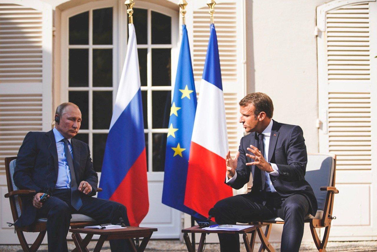法俄領袖認烏克蘭危機見曙光 對敘利亞不同調