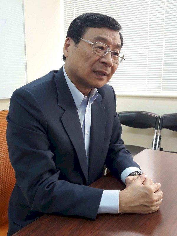 酈英傑拜會韓國瑜 藍委:美方中立看待大選