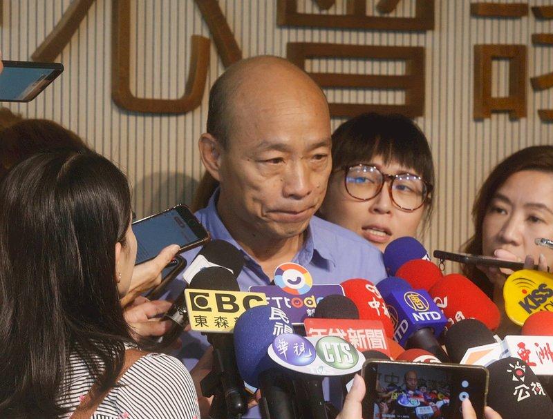 年改釋憲大部分合憲 韓國瑜批司法淪陷