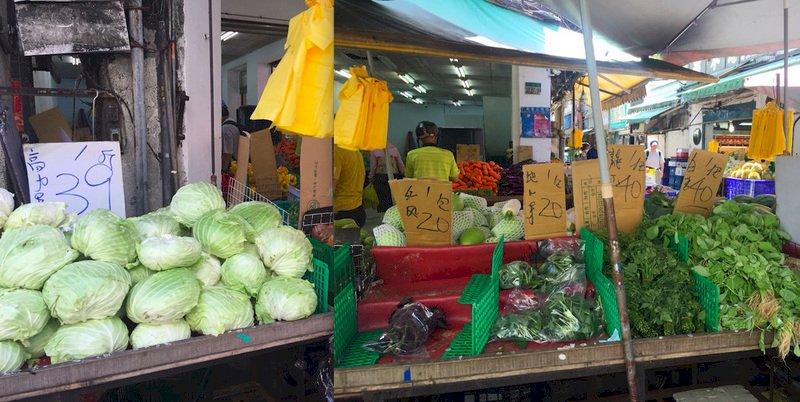 菜價又漲 農委會:颱風預期心理、週末備貨需求增所致