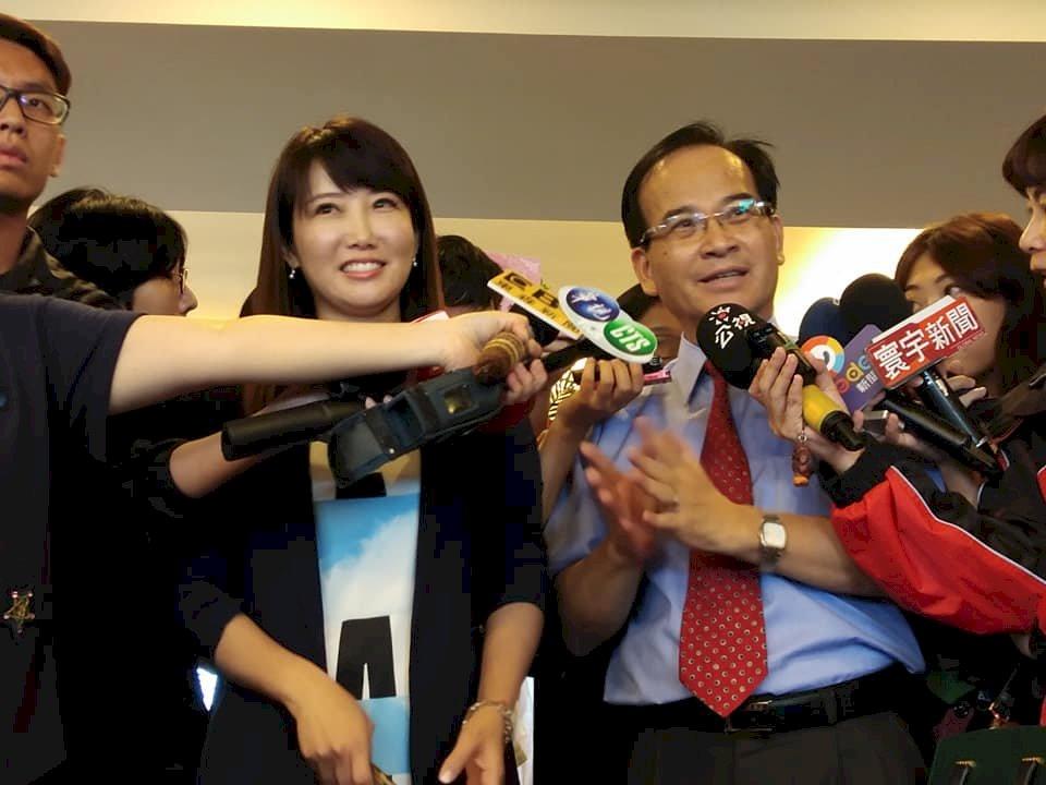 台灣維新黨成立郭董祝賀 蘇煥智:部分理念接近