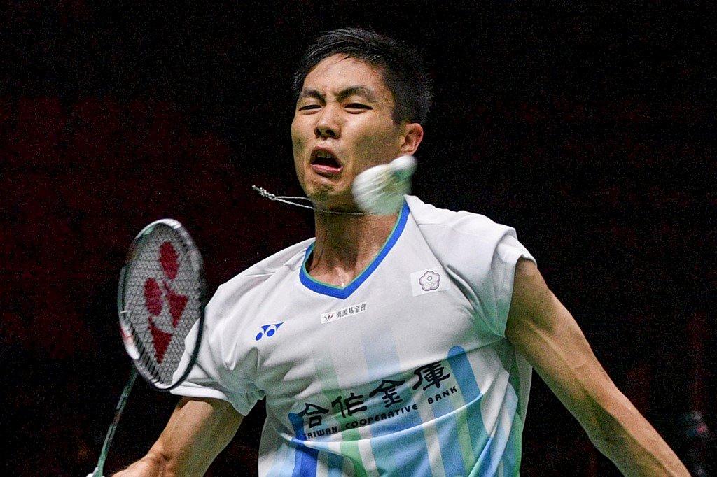 周天成南韓羽賽挺進4強 直落二擊敗謝薩