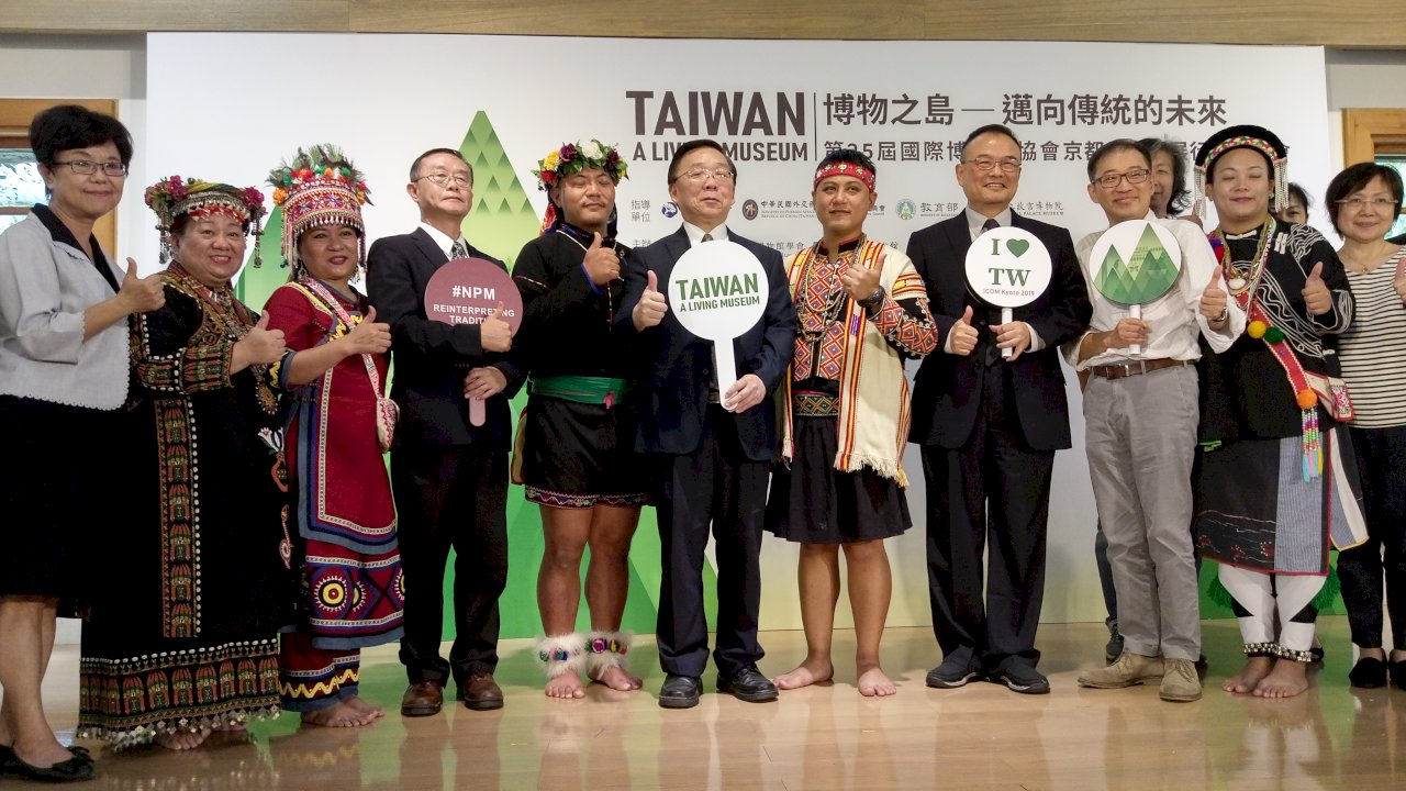 國際博物館大會台灣館 VR走入清明上河圖
