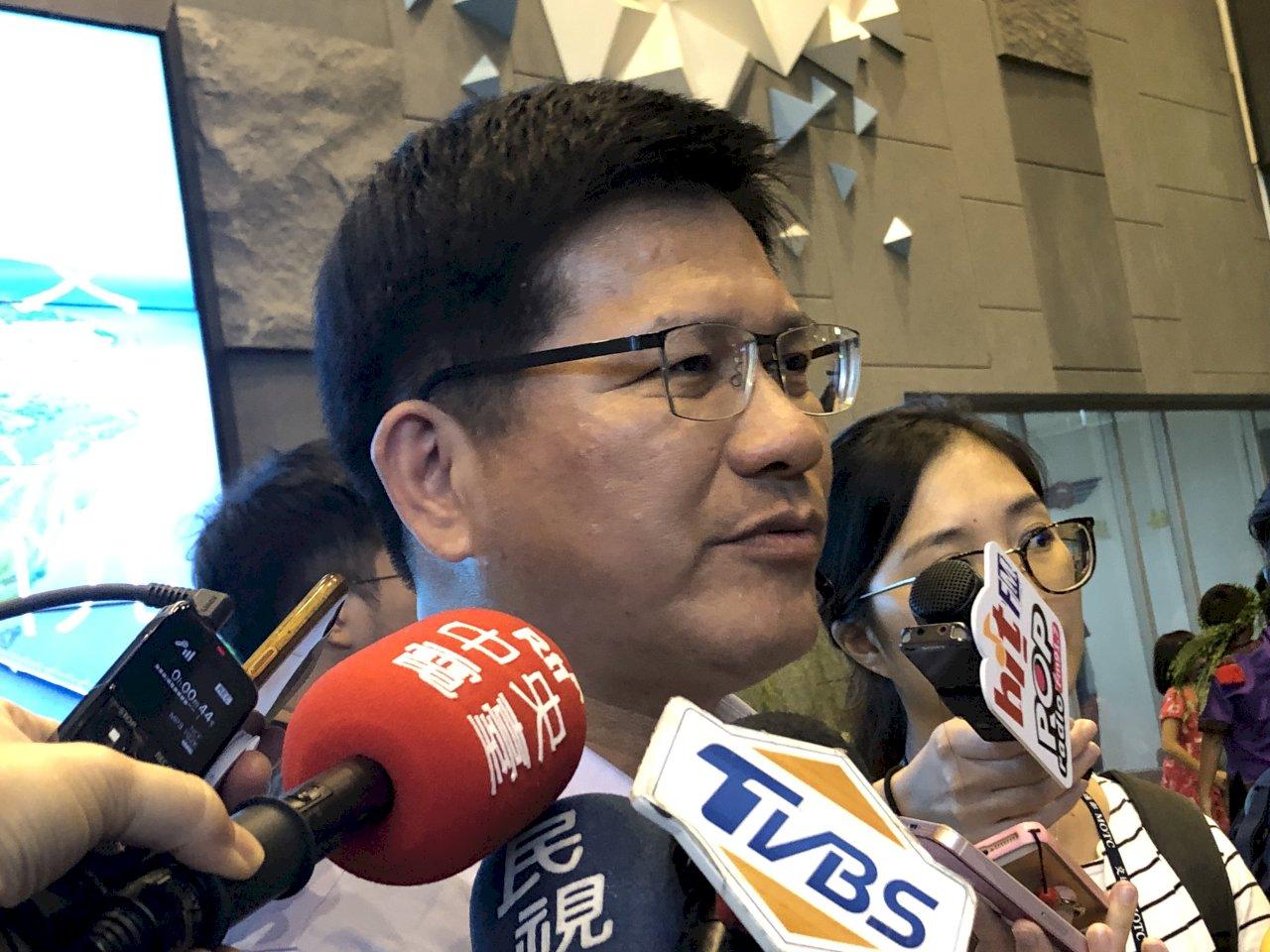 黃之鋒遭捕 林佳龍籲香港當局:尊重法治與人權