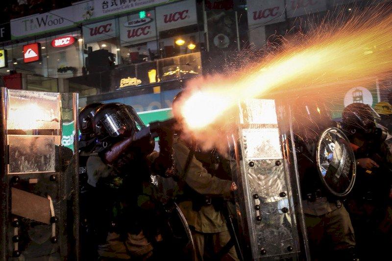 發表反送中仇警言論 58名香港教師受調查