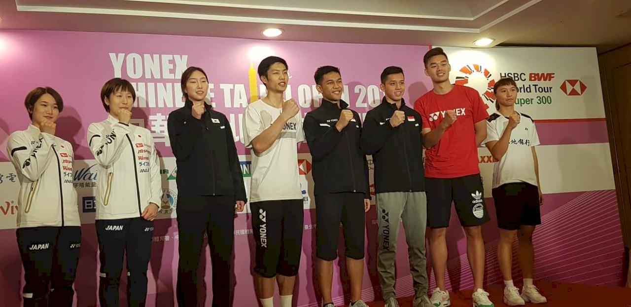 2019中華台北羽球公開賽  周天成領軍捍衛主場