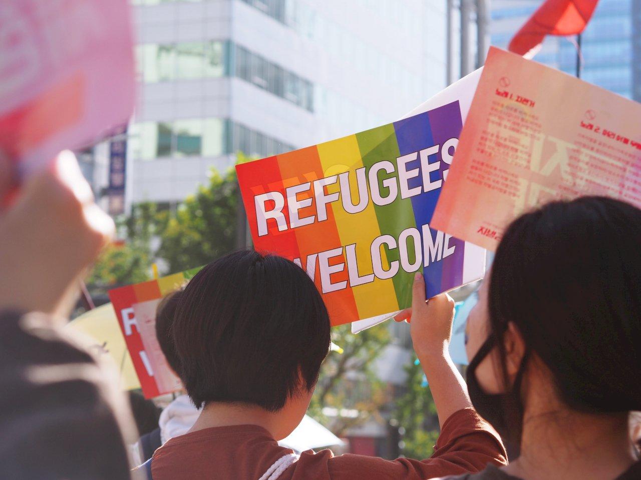 中、港流亡人士來台日增 難民們無悔爭自由只盼能自立更生