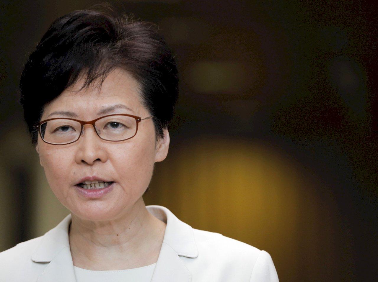 撤修例 林鄭月娥:獲北京尊重和支持
