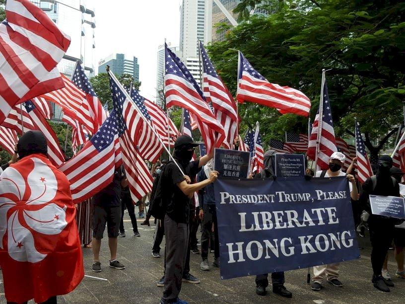 美擬訂定香港人權法 港各界反應不一